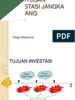 4. Keputusan Investasi Jangka Panjang