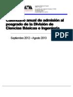 CalendarioAdmision2012-2013