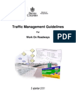 Traffic Mgmt Guidelines