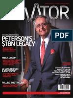 Peter G. Peterson's Billion Dollar Legacy by Esmé E. Deprez