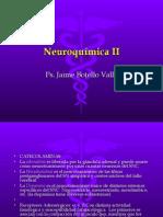 Neuroquímica 2. Ps. Jaime botello Valle