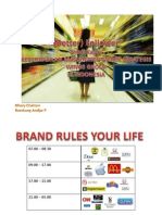 BRANDS Rules your LIFE