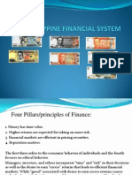 The Philippine Financial System