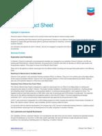 Chevron 2012.05 Vietnam Factsheet