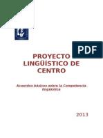 ACUERDOS BASICOS Comp.linguistica