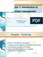 Strategic management Chap 001
