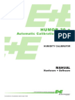 Elektronik Humidity Calibrator