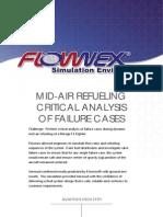 Case Study - Mid-Air Refueling - Tank CG