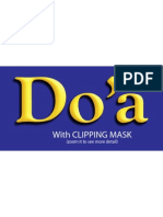 Judul Clipping Mask