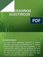 ACCESORIOS ELECTRICOS