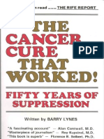 Lynes, Barry - The Cancer Cure That Worked - The Rife Report