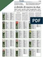 Candidati elezioni provinciali Trentino 27 ottobre 2013 da L'Adige 1