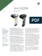 LS2208 Barcode