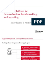 B Analytics AVPN