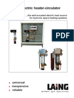 Electrical Heaters EPR