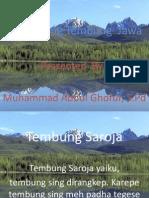 Panataning Tembung Jawa
