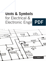 Units and Symbols for Electrical & Electronic Engineers