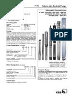 Submersible Borehole Pumps_50 Hz