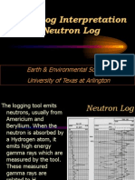 Neutron Log