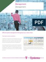 Brochure Supply Chain Management