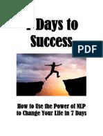 7 Days to Success