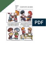 Boas Maneiras - Cards para Crianças