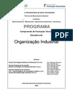 Programa Organizacao Industrial