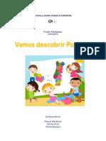 Projeto Pedagógico 2013-2014