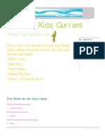 Will3216 Newsletter v1i1
