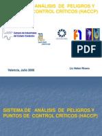 SISTEMA DE GESTIÓN ALIMENTARIA  LIC. HELEN RIVERO .1 ppt