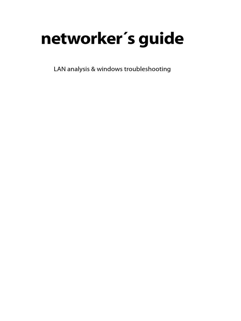 Markt + Technik - Networkers Guide - LAN Analyzis and Windows ...