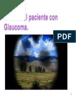 Tema 6. El Paciente Con Glaucoma