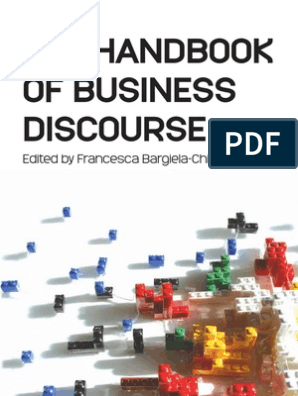 Business Discourse | Cross Cultural Communication | Linguistics