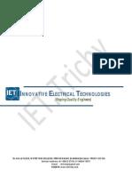 Iet Profile