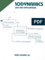 Thermodynamics Process and application earl logan