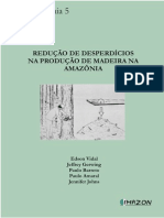 Desperdicio de Madeira