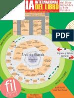 Plano de Stands, Quinta Feria Internacional Del Libro de Arequipa - FIL AQP 2013