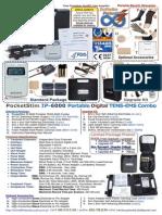 pocket stim ip-6000 portable tens-ems combo 5