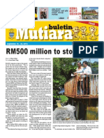 Buletin Mutiara - Mixed version - Sep #2 issue