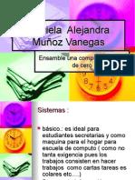 Daniela  Alejandra Muñoz Vanegas