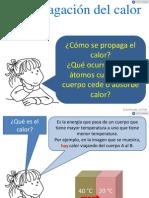 PROPAGACIÓN DEL CALOR