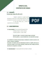 AULA - CONTRATO DE FIANÇA