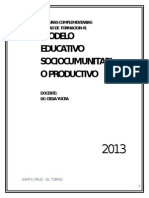 Lecturas de Profocom 2013