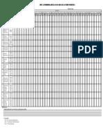 Form Check List Kebersihan Dan Kelayakan Area Sebelum Bekerja