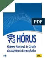 APRESENTAÇÃO HÓRUS
