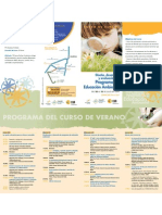 Curso Verano Programas Educacion Ambiental CEMACAM 09