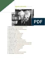 21 Libros de Alejandro Jorodowski