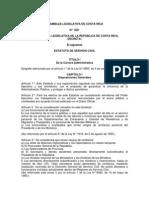 Estatuto Servicio Civil