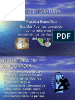 MOVIMIENTOS DE VANGUARDIA