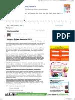 Sensus Pajak Nasional 2012